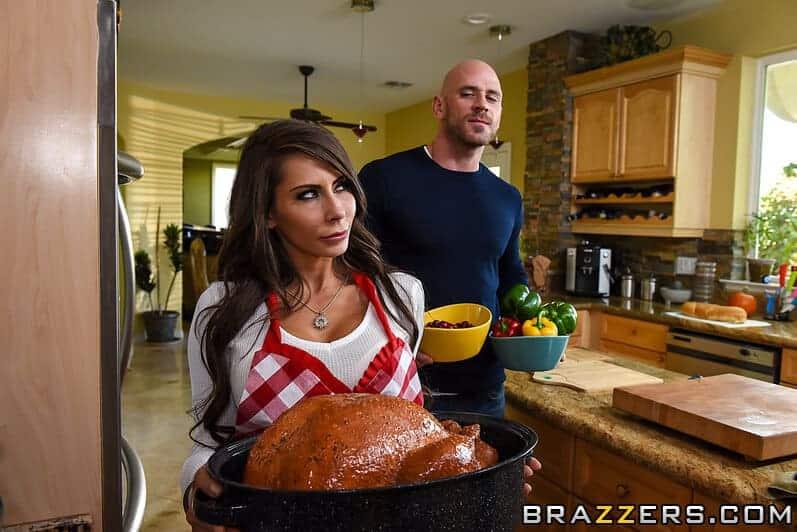Madison ivy Johnny sins brazzers reality kings best pornstar brazzers turkey thanksgiving