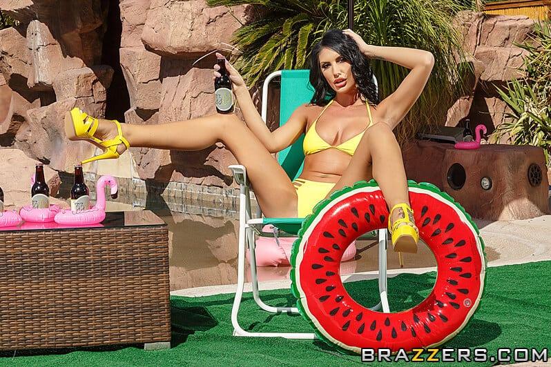 august ames bikini best pornstars pornstar Black Friday brazzers